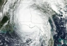 Hurricane Michael Nasa Noaa Image Cropped