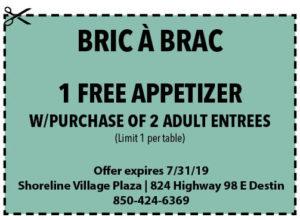 Bric A Brac July 2019