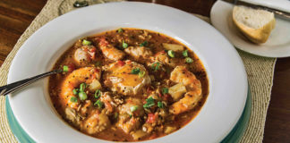 Gulf Seafood Stew