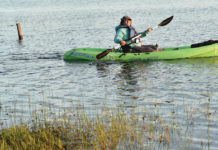 Topsail Hill State Park Paddle