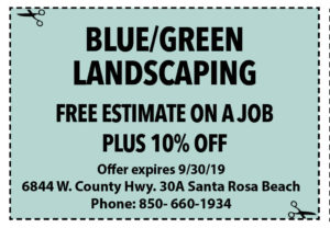 Bue Green Sept 2019 Coupons1