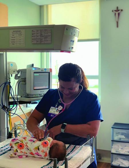 Nurse In Nicu 2a