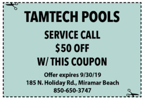 Tamtech Pools Sept 2019 Coupons2
