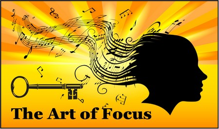 The Art Of Focus Art Work