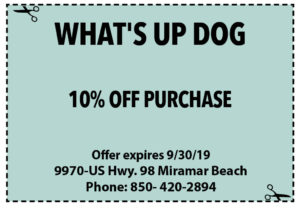Whats Up Dog Sept 2019 Coupons1