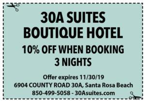 30a Suites Nov 2019