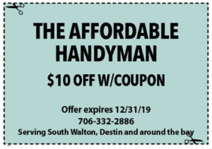 Affordable Handyman Dec 2019 Coupons