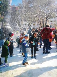 Baytowne Winter Wonderland