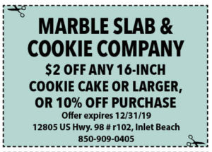 Marble Slab Dec 2019 Coupons