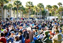 30a Songwriters Festival Crowd Shot