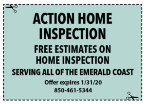 Action Home Inspection Coupon Sowal Jan 2020
