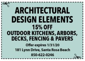 Architectural Design Coupon Sowal Jan 2020