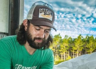 Tyler White, Head Brewer, Grayton Beer Company