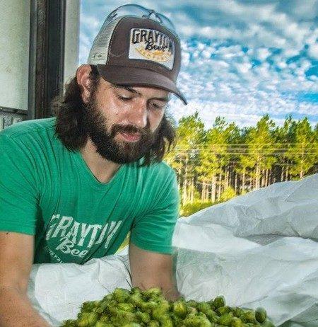 Tyler White, Head Brewer, Grayton Beer Company