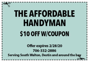 Affordable Handyman Coupons Sowal February 2020