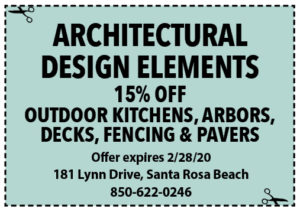 Architectural Design Coupons Sowal February 2020