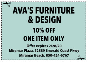 Avas Coupons Sowal February 2020