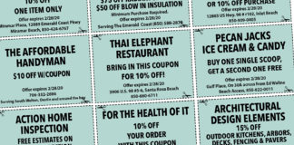 Cover Coupons Sowal February 2020