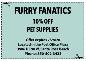 Furry Fanatics Coupons Sowal February 2020