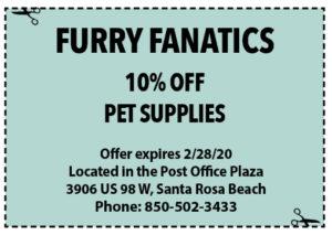 Furry Fanatics Coupons Sowal February 2020