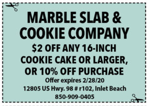 Marble Slab Coupons Sowal February 2020
