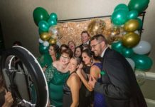 Photo Booth Emeraldball 88