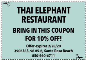 Thai Coupons Sowal February 2020
