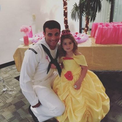 The Arc of the Emerald Coast Hosts Father-Daughter Princess Ball 1