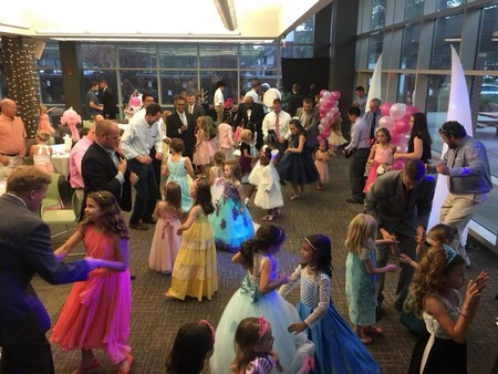 The Arc of the Emerald Coast Hosts Father-Daughter Princess Ball 2