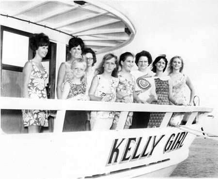 Kelly Girl Boat Photo
