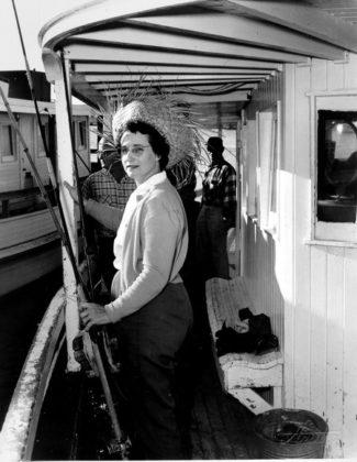 Mattie Fishing Photo