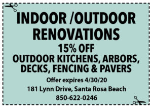 Sowal April 2020 Coupons Indoor Outdoor
