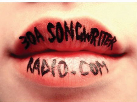 30a Songwriter Radio Lips