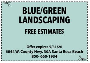 Sowal May 2020 Blue Green