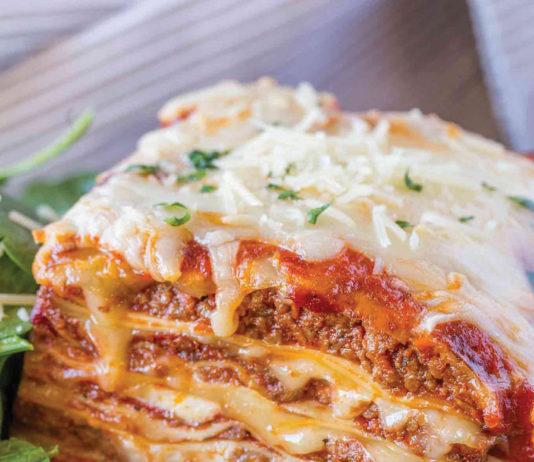Casserole Queen Lasagna
