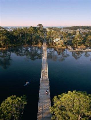 Wc Bridge Aerial