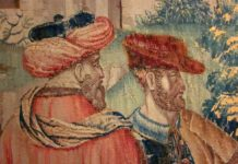 Tapestry Chateau De Langeais Renaissance Loire Valley Unesco France 660457