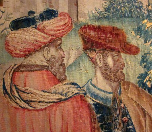 Tapestry Chateau De Langeais Renaissance Loire Valley Unesco France 660457