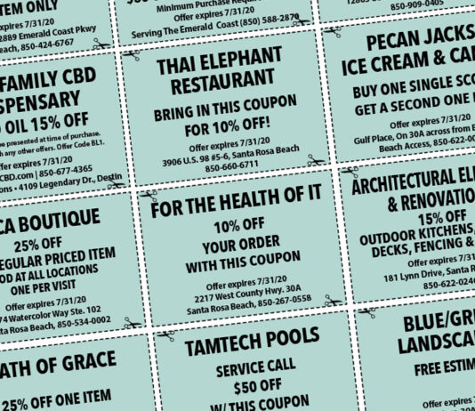 Sowal July 2020 Coupons Cover