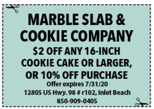 Sowal July 2020 Coupons Marble Slab