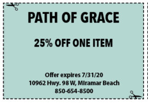 Sowal July 2020 Coupons Path Of Grace