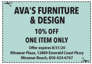 Sowal August 2020 Coupons Avas