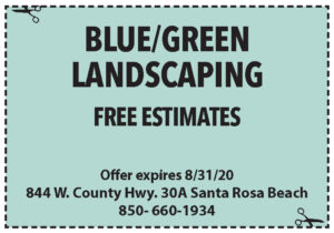 Sowal August 2020 Coupons Bluegreen