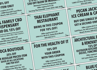 Sowal August 2020 Coupons Cover