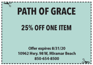 Sowal August 2020 Coupons Path Of Grace