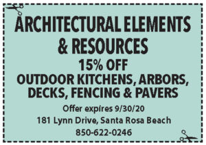 Architectural Elemements Coupons Sowal Sept 2020