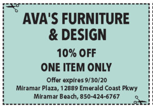 Avas Coupons Sowal Sept 2020