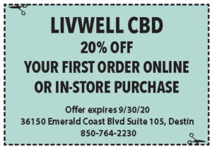 Livwell Coupons Sowal Sept 2020