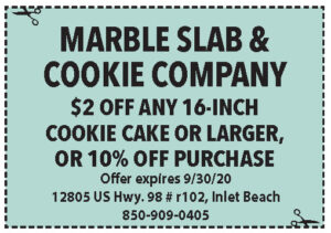 Marble Slab Coupons Sowal Sept 2020