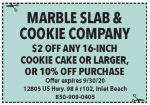 Marble Slab Coupons Sowal Sept 2020